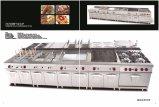 De Apparatuur van de Keuken van het Restaurant van de Oven van de Combinatie van het gas/Kokende Apparatuur