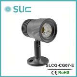 Luz por atacado do gabinete do diodo emissor de luz 5W para o indicador com microplaqueta do CREE (SLCG- CG07-E)