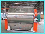 Het Groeperen van de hoge snelheid het Mengen zich van het Dierenvoer van de dubbel-Schacht Machine