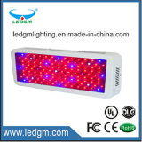 100W -110W LED Grow Light Saga Switchable Blue, White, Red Color LED Grow Light para Growbox & Greenhouse