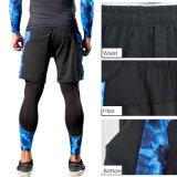 Sportswear пригодности камуфлирования гимнастики обжатия человека идущий