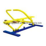 Strumentazione esterna di forma fisica con il Rower