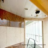 Los paneles de madera del grano Compuestos de Aluminio (ALB-014)