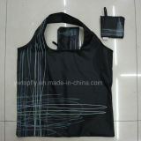 Foldable Nylon Shopping Bag Suit para presente