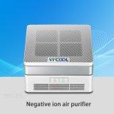 Отрицательный очиститель воздуха иона с UV светильником как для автомобиля, так и для офиса