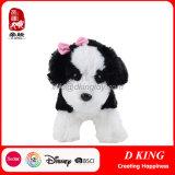 かわいい子供のおもちゃ動物犬のプラシ天によって詰められる柔らかいおもちゃ