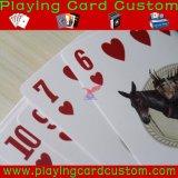 Карточка печатание карточной игры покера конкурентоспособной цены изготовленный на заказ играя