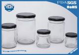 127ml jam, Kaviaar en de Hoogwaardige Loodvrije Fles van het Glas