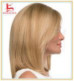 La peluca del pelo humano/la peluca delantera del cordón/ata por completo la peluca