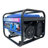 Alternateur 100% industriel de générateur d'essence de vente de pouvoir portatif chaud du câblage cuivre 3.2/4.0/5.0/6.0kw