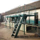 시멘트 색깔 도와 기계 장비
