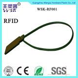 SGSが付いている需要が高い電気機密保護RFIDのプラスチックシール