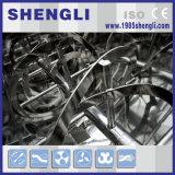Mezclador de la cinta del doble del acero inoxidable