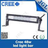 4X4 LED 일 램프 자동차 운전 표시등 막대 크리 말 LED 48W