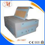 La machine de découpage de laser de 2 têtes améliorent le rendement de travail (JM-1390T)
