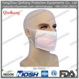 Maschera di protezione non tessuta a gettare dei rifornimenti medici 3ply Earloop