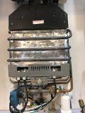 Panel de gas del calentador de agua conducto de humos compacto 6 litros (JSD-CP1)