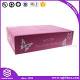 Коробка подарка просто конструкции упаковывая бумажная