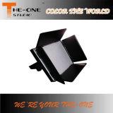 luz do diodo emissor de luz do estúdio do controle da luz DMX do tiro da película 54W