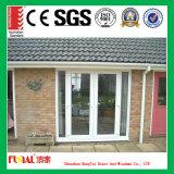 Puerta de pantalla de aluminio de la casa prefabricada