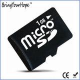 Reale volle 1GB C6 Hochgeschwindigkeitsmikro Ableiter-codierte Karte (1GB TF)