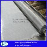 Tela metallica tessuta argento