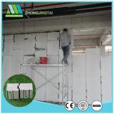 panneau de mur de sandwich à la colle du silicate ENV de calcium de 90mm pour le mur intérieur et extérieur