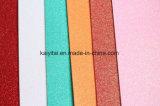 Helles Farbe EVA-Funkeln-Schaumgummi-Blatt für Bildschirm-Drucken