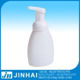 A loção cosmética da amostra pequena prova o pacote de Plasitc do animal de estimação do frasco