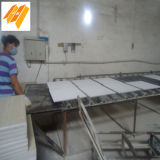 Ökonomische weiße dekorative Decken-Fliese-akustisches Panel