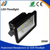 Het hoge Rendabele Goede Waterdichte 200W LEIDENE van de Kwaliteit IP65 Licht van de Vloed voor Projecten