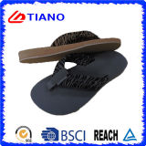 Nueva EVA moda casual playa zapatilla para hombres (TNK35273)