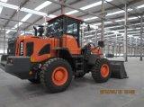 3 Tonnen-Rad-Ladevorrichtungs-Vorderseite-Ladevorrichtungs-Fahne-Rad-Ladevorrichtung Yx638 mit Dcec Cummins Engine und Steuerknüppel