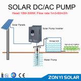 DC 금속 관제사 상자 (수도 펌프 표면 펌프)를 가진 태양 나사 시리즈 펌프