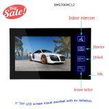 Sommer-Verkauf für verdrahtete videotürklingel mit Noten-Tasten-Entwurf