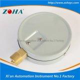 14正方形のコネクターが付いている汎用圧力計をマルチ使用しなさい