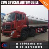 8X4 34mt 36mtのミルクのトラックのタンカーSsタンクトラック