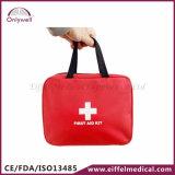 Sacchetto del pronto soccorso del Ministero degli Interni di sopravvivenza di emergenza medica