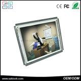 """10.4 """" LCD van de Speler van de Advertentie de Monitor van het Scherm van de Aanraking"""