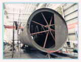 Baril de fabrication de soudure pour le génie maritime