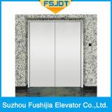 Vvvfの制御システムが付いている機械Roomlessの貨物か商品のエレベーター