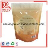 Macadamia-Mutteren-mit Reißverschluss Kunststoffe, die Beutel verpacken