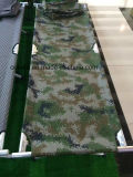 알루미늄 군 접히는 야전 침대 600d PVC 옥스포드 피복