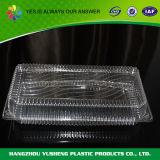 Contenitore di alimento di plastica che impacca, contenitore di alimento dei 3 scompartimenti