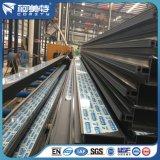 Grote Dimensie Aluminium Curtain Wall Profiel voor glazen gevel