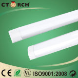 Tubo ligero linear del aluminio 30W LED del montaje de la superficie del poder más elevado de Ctorch