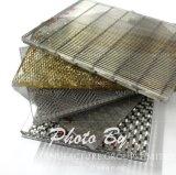Acoplamiento de alambre de acero inoxidable para el acoplamiento de alambre para el vidrio laminado