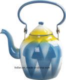 Чайник чая эмали для домочадца