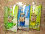 Glasduftstoff-Flaschen für Firmenzeichen Carair Freshener, Car Air Freshener Company