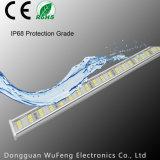 IP68 impermeabilizzano l'indicatore luminoso rigido collegabile della barra della striscia del LED